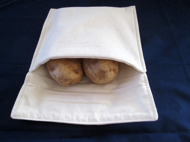 Why Ours is Best « Potato Baking Bag